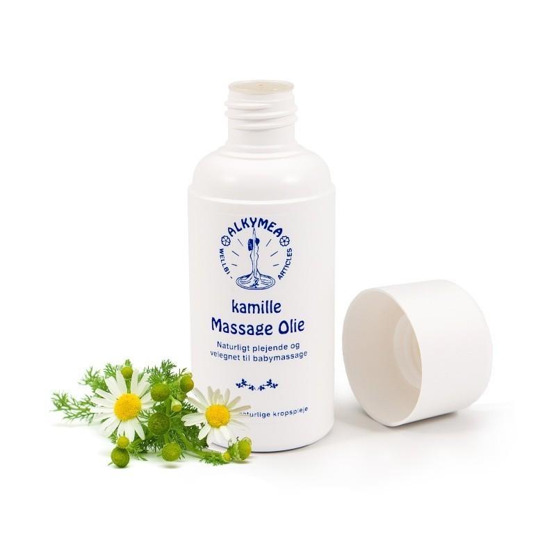 Camomile Massage Oil