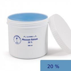 Massagebalsam 20%