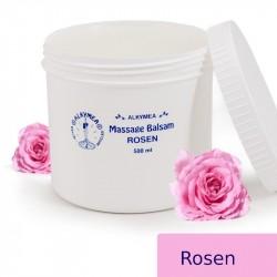 Massagebalsam Rosen