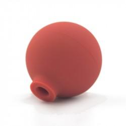 Denne gummibold passer til Ø20mm