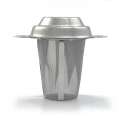 Te filter med låg