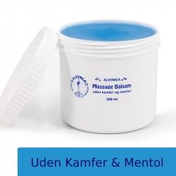 Massage Balsam uden Kamfer & Mentol