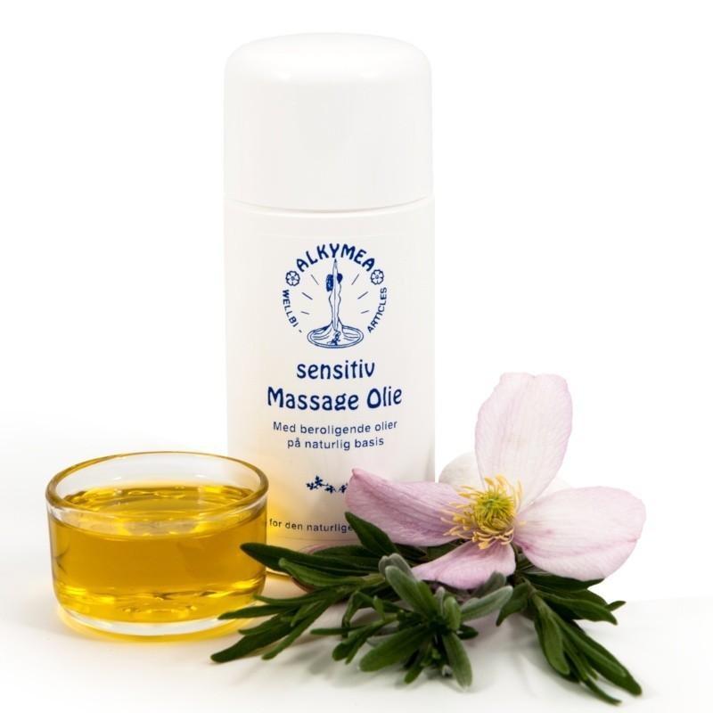 Sensitive Massage Oil