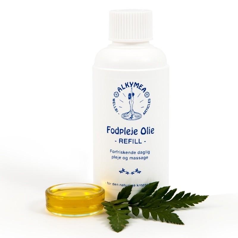 Foot Care Oil