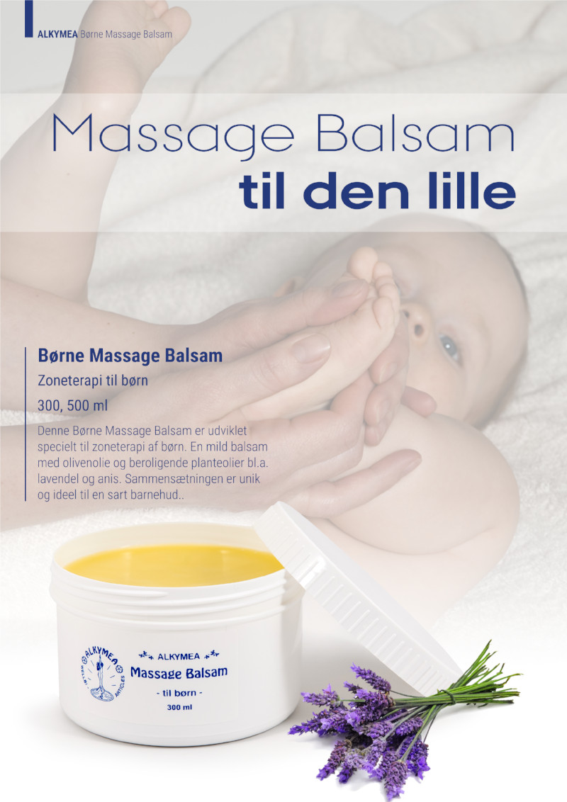 Børne Massage Balsam